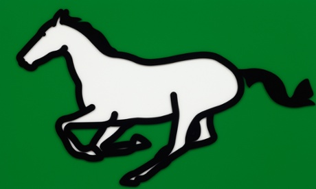 Galloping Horse.