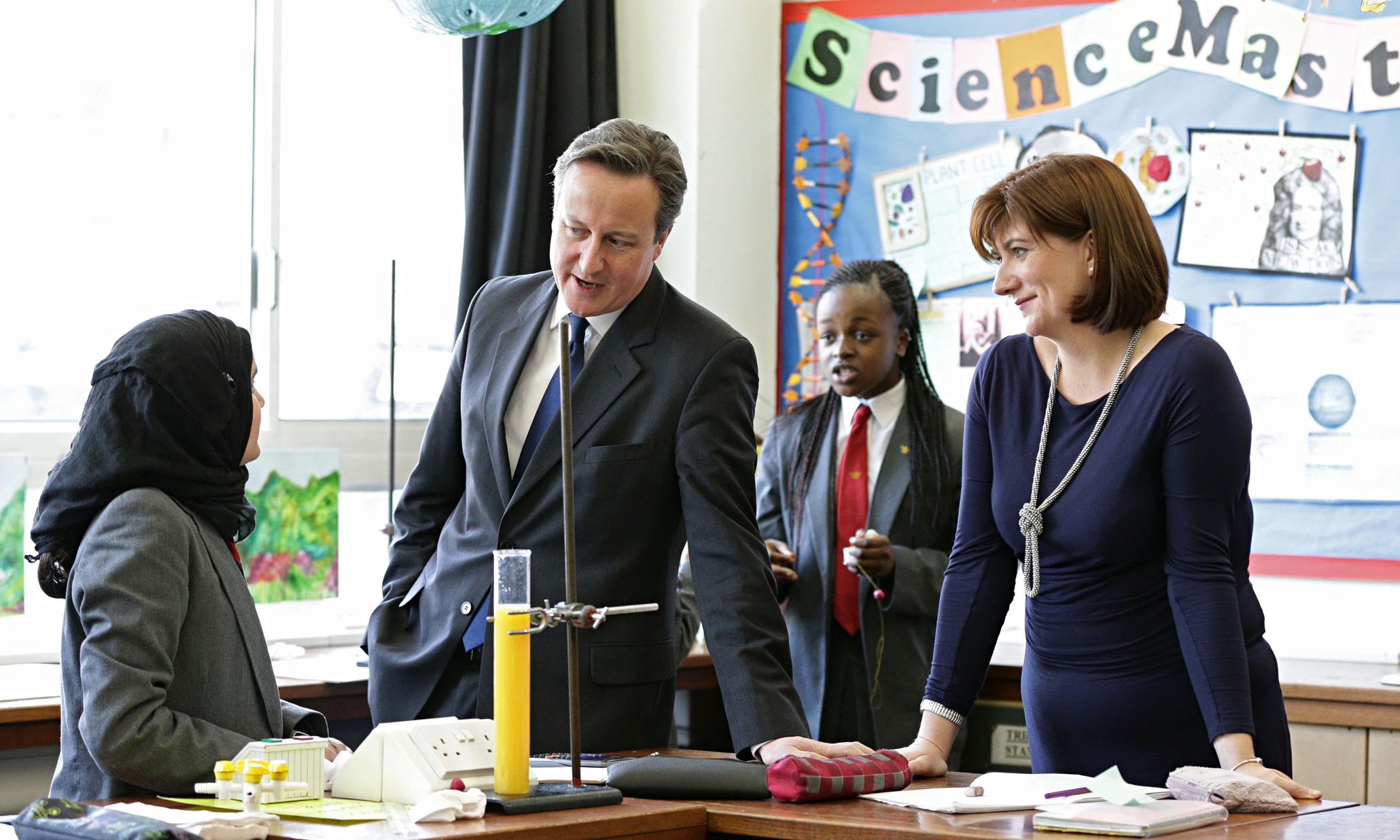 Nicky Morgan Is Wrong The Evidence For Academies Doesn T
