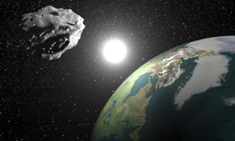 Asteroid strikes are a threat, but space-based telescopes would reduce risk
