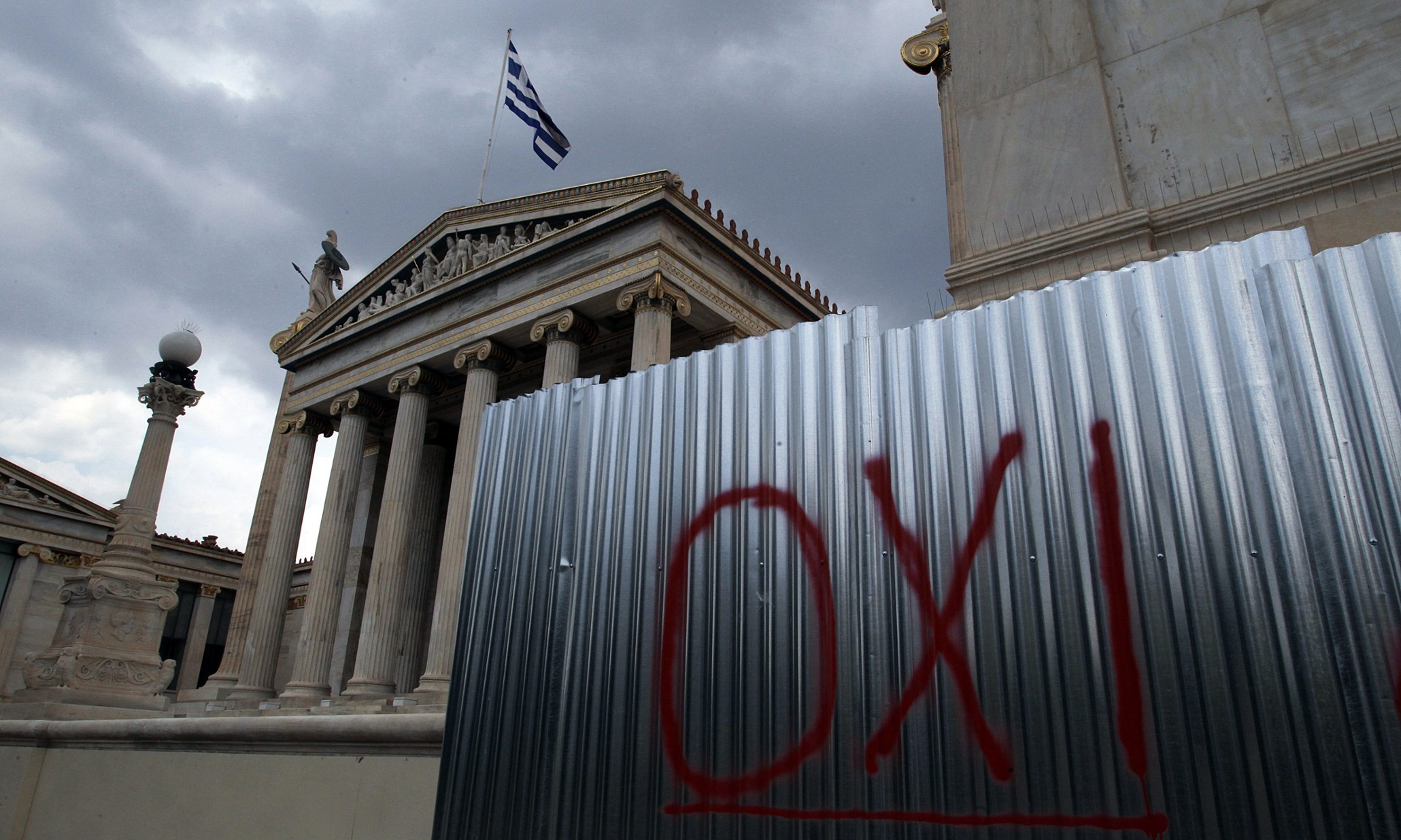 IMF: austerity measures would still leave Greece with unsustainable debt