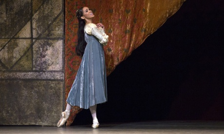 Misty Copeland's success shows ballet leaping in the right direction