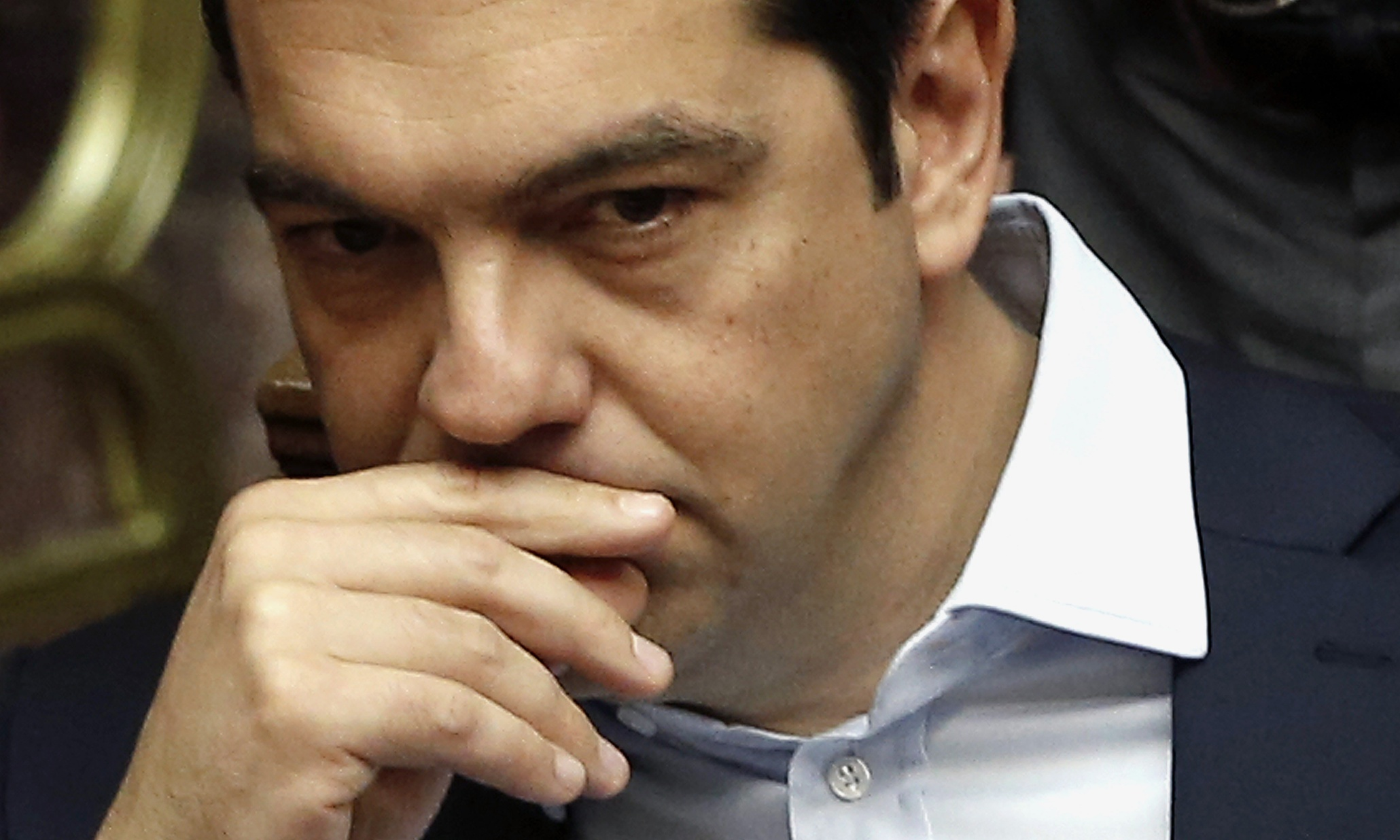 Greek failure to make IMF payment deals historic blow to eurozone