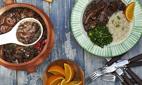 A one-pot Brazilian feijoada fit for any celebration