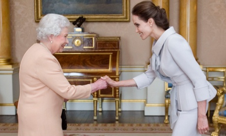 From 90s goth to Buckingham Palace chic: Angelina Jolie's best looks