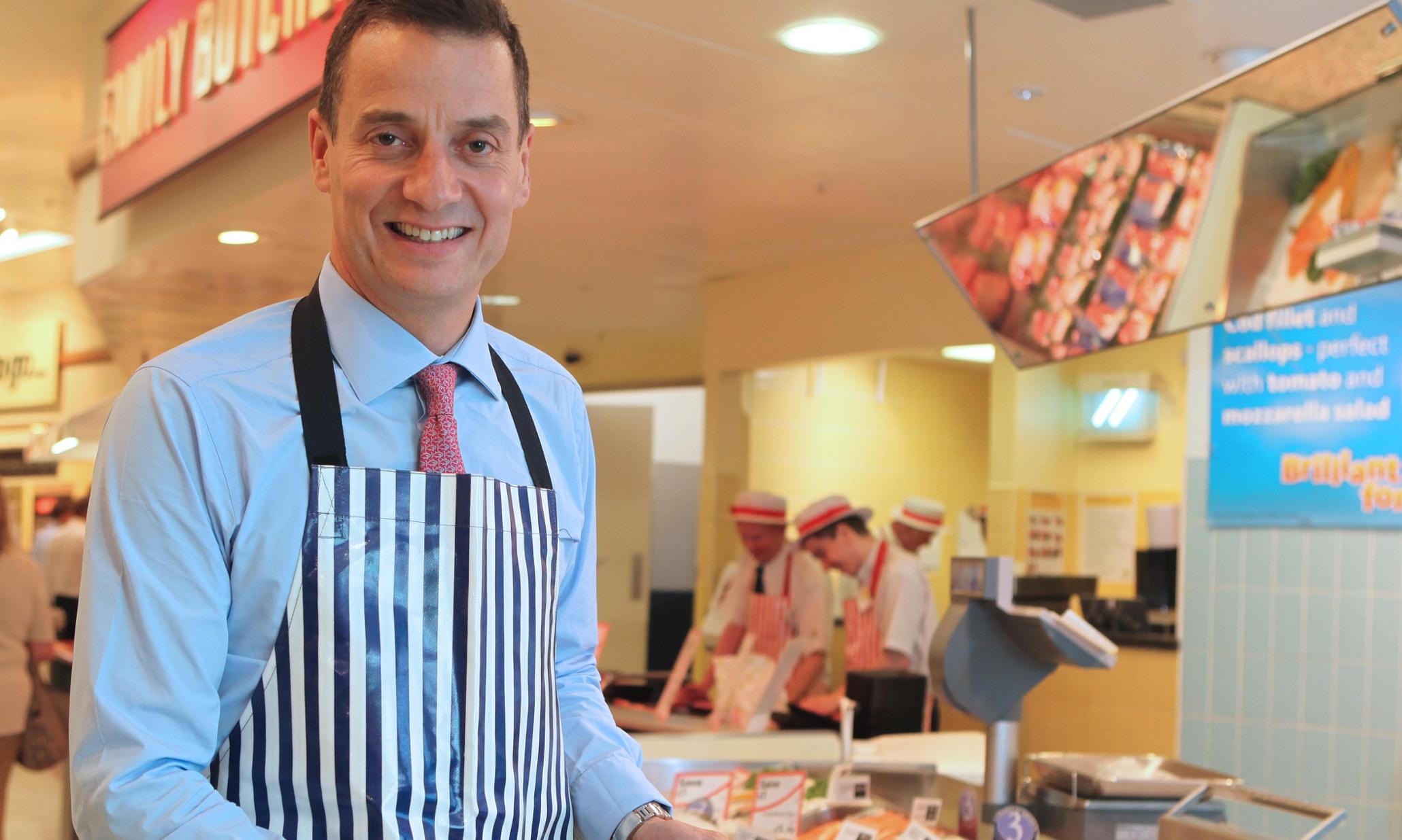 White apron sainsburys - Morrisons Shareholders Protest Over 1m Bonus For Sacked Former Ceo
