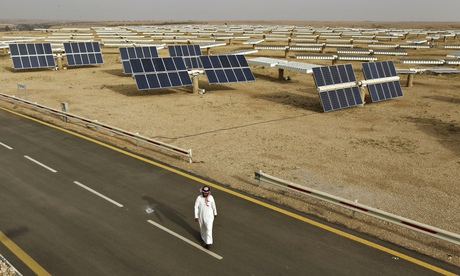 Saudi Arabia: an unlikely ally in the march towards renewable energy