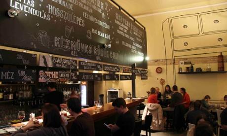 Kandalló Artisanal Pub, Budapest