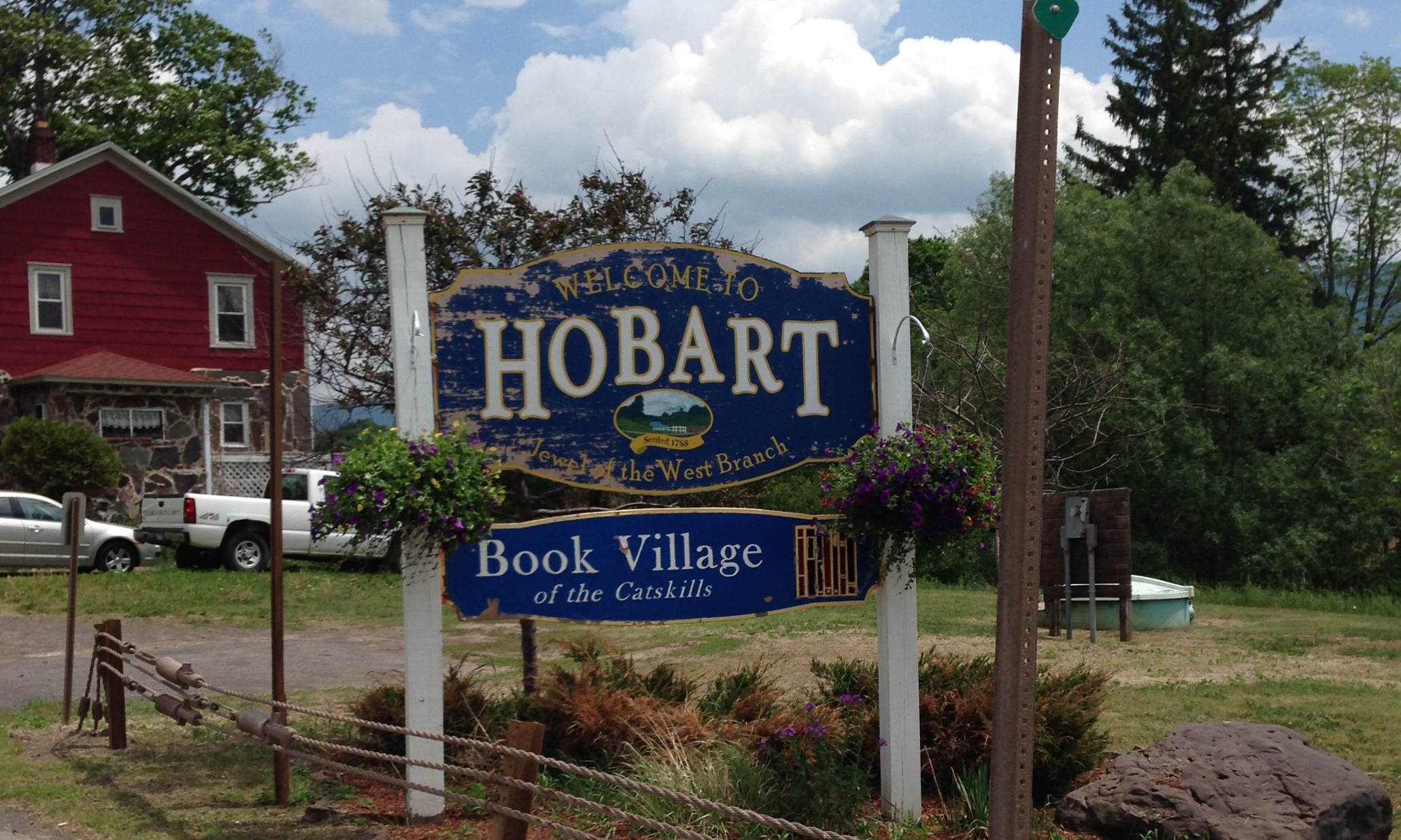 Welcome To Hobart New York America S Burgeoning Book