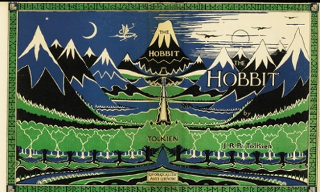 Hobbit first edition with JRR Tolkien's inscription doubles sales record