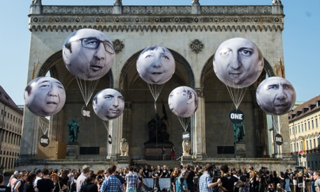 G7 Bavaria summit: 26 hours of climate, trade and Ebola talks – and an oompah band