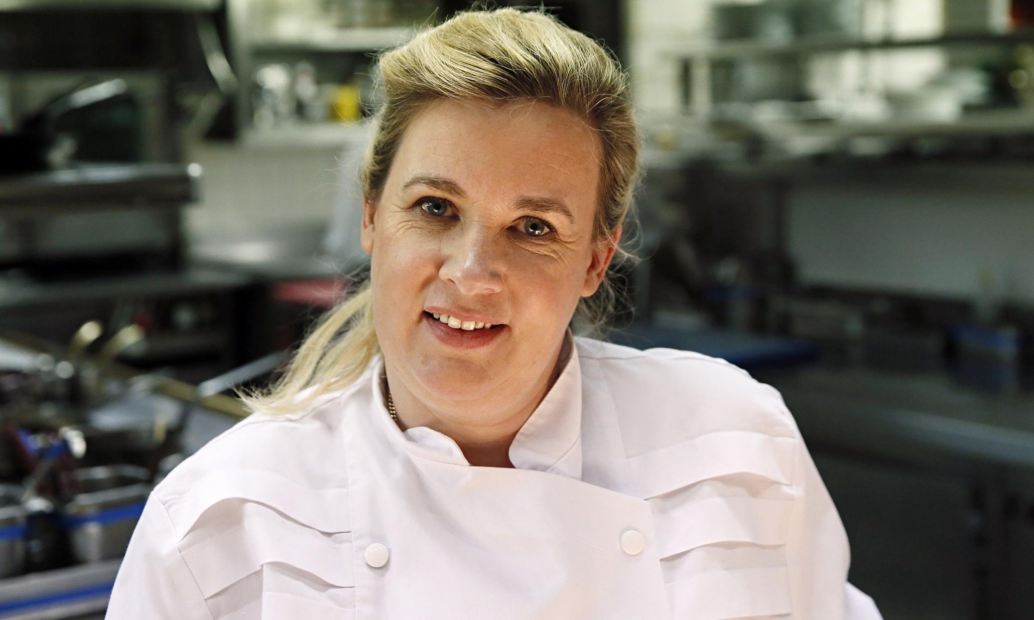 H l ne darroze life according to the world s best female chef life and style the guardian - Helene darroze francis darroze ...