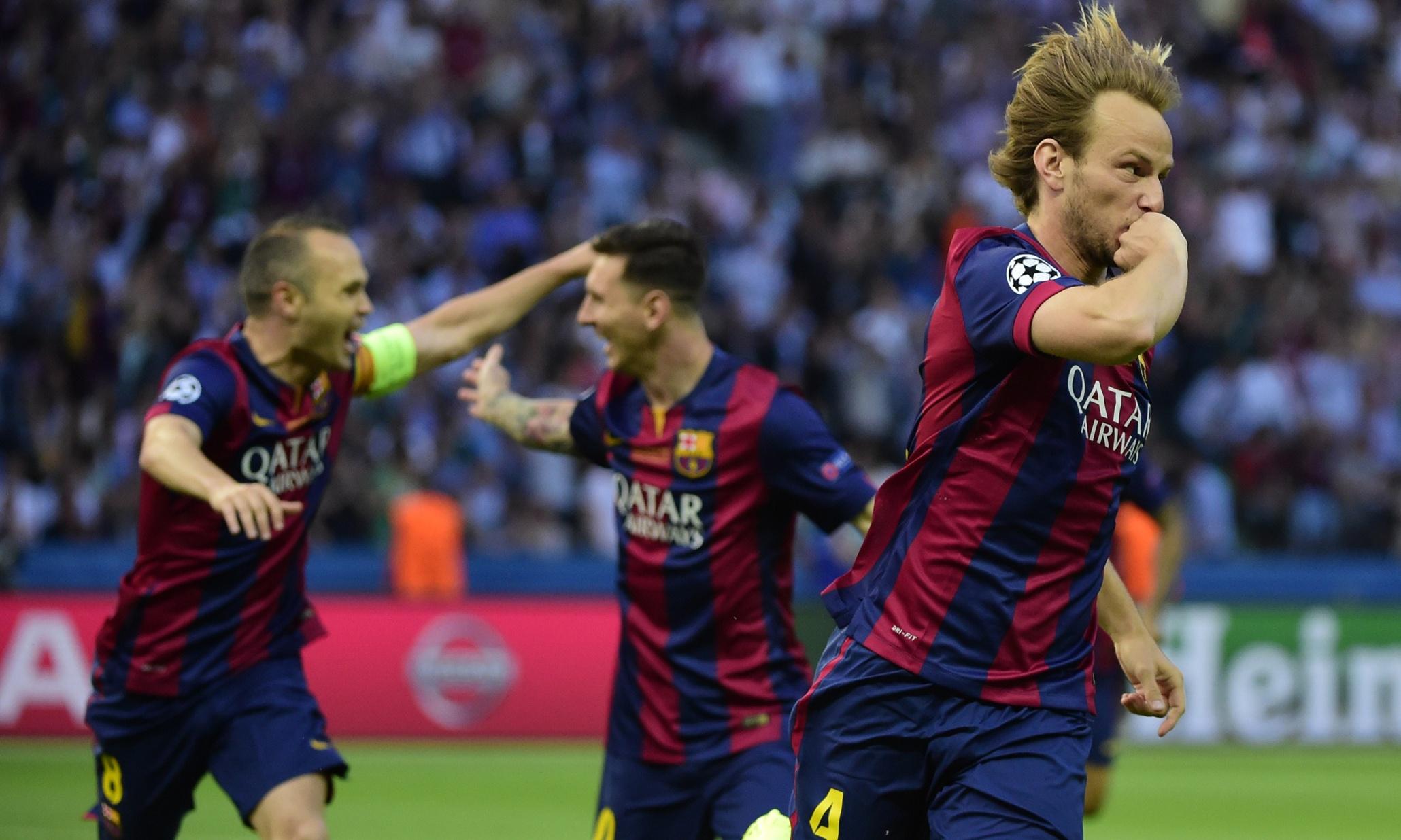 2015 Champions League final: Juventus 1-3 Barcelona - as ...