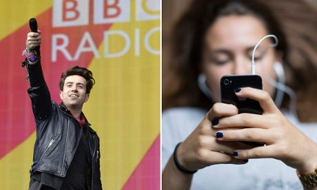 This is a radio clash: can Radio 1 survive the Apple attack?
