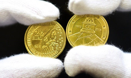 Belgium defies France as it mints €2.50 coin to mark Battle of Waterloo