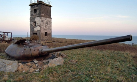 Russia says it will build on Southern Kuril islands seized from Japan