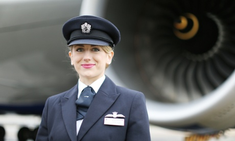 'Exhilarating and surreal' – what it's like to fly for a living