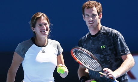 Good on Andy Murray and his feminism – listen to women and be outraged