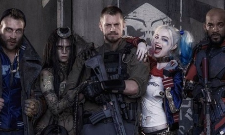 'Tormented' Suicide Squad stars have on-set therapist