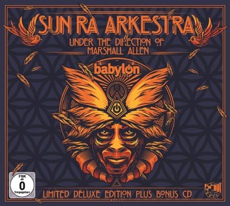Sun Ra Arkestra/Marshall Allen: Babylon Live CD