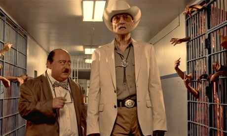 The Human Centipede III (Final Sequence) review – queasily compelling extreme horror