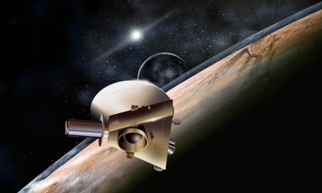 Nasa's New Horizons probe in final countdown to Pluto flyby