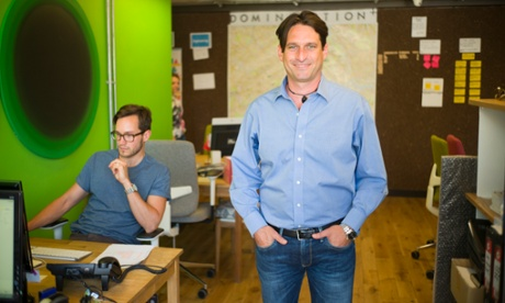 The innovators: Nimber delivers latest development in the sharing economy