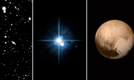Starwatch: Of Pluto and planets