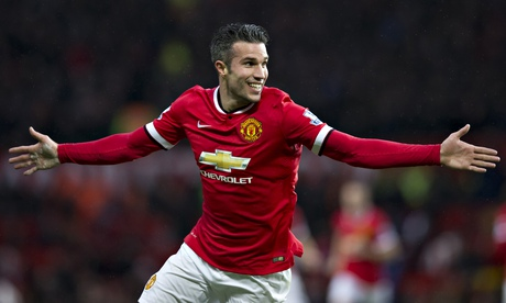 Robin van Persie leaves Manchester United with some magical memories | Paul Wilson