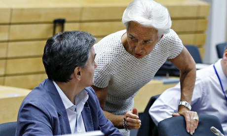Greece nears euro exit as bailout talks break up without agreement