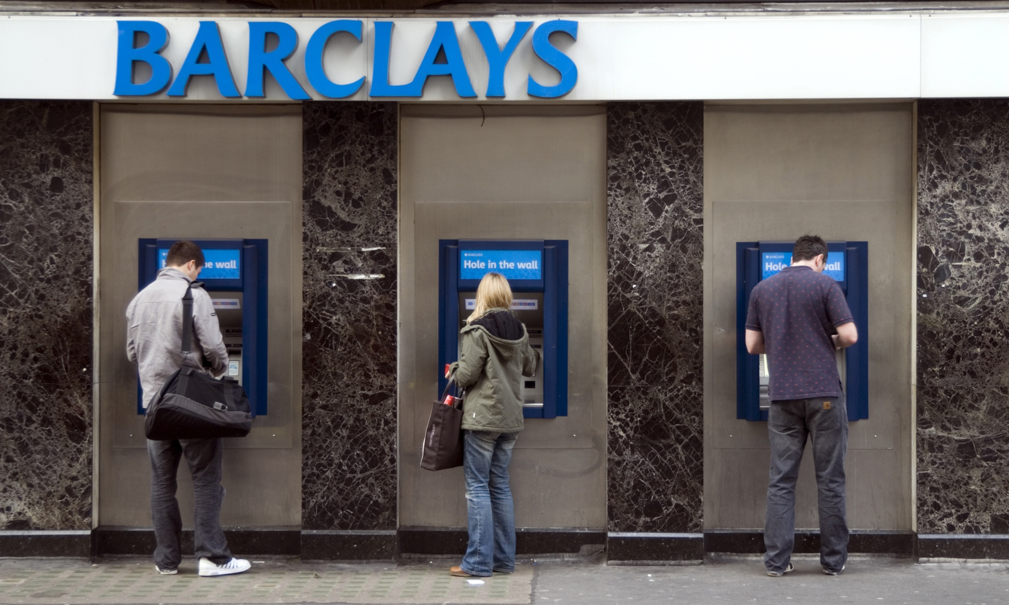 Personality cash: why my ATM insists on being called 'Sally'