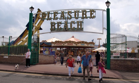 Ten of the best vintage seaside rides and fairground attractions in the UK
