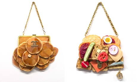 The ludicrous foodie handbags that fooled the fashion world – in pictures