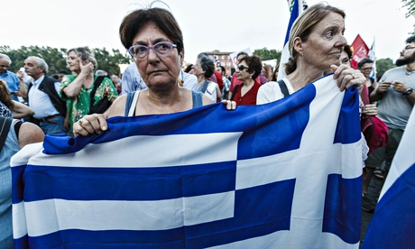 Greece put its faith in democracy but Europe has vetoed the result