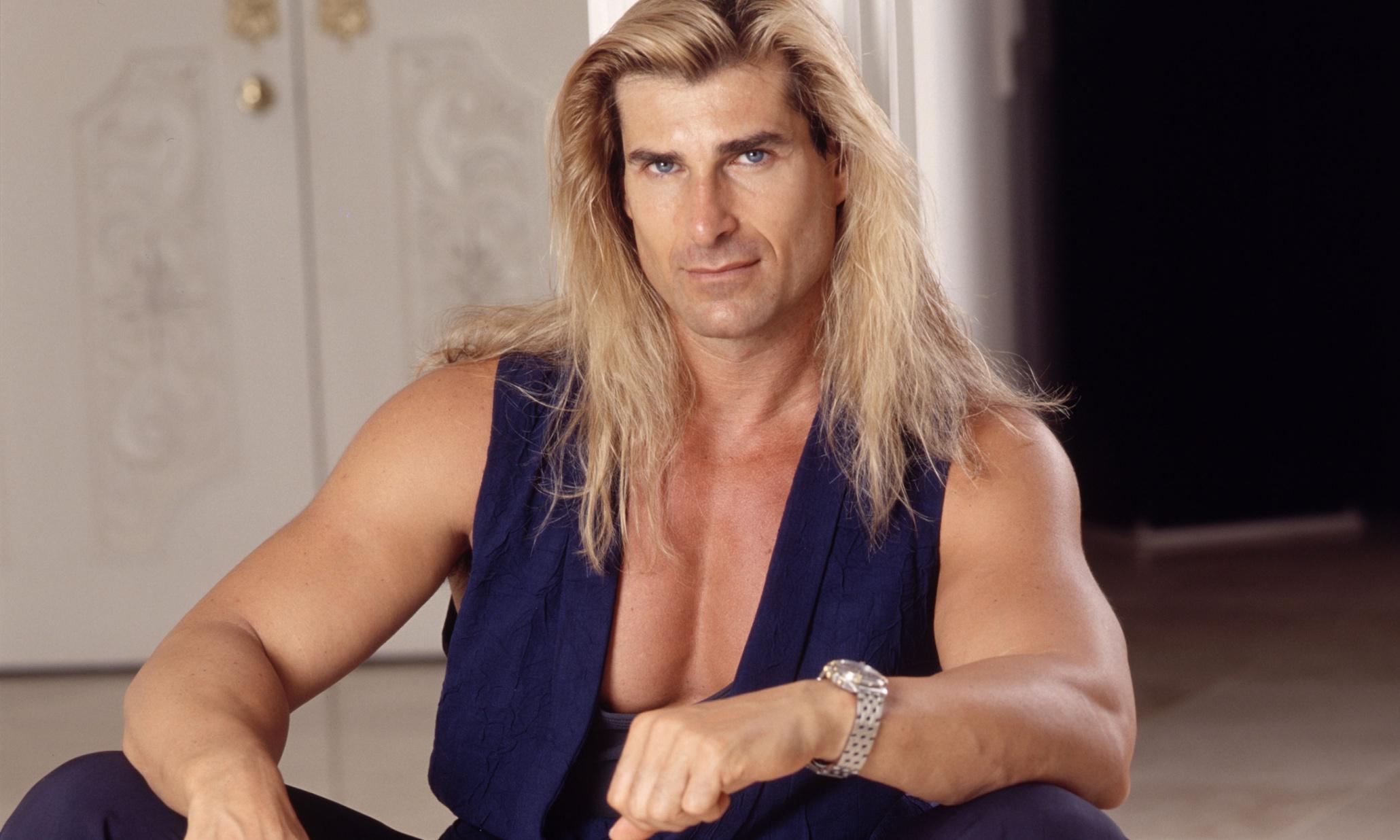 Fabio Confessions Of The Original Male Supermodel