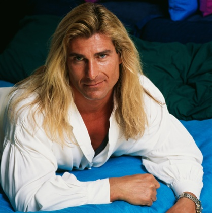 Fabio circa 2000.