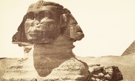 Sacred mystery: the photographers obsessed with the crumbling sphinx
