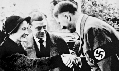 Royals told: open archives on family ties to Nazi regime