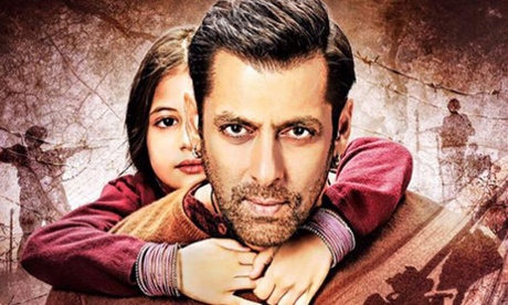Bajrangi Bhaijaan review: Salman Khan strong even when wet as he escorts mute six-year-old back to Pakistan