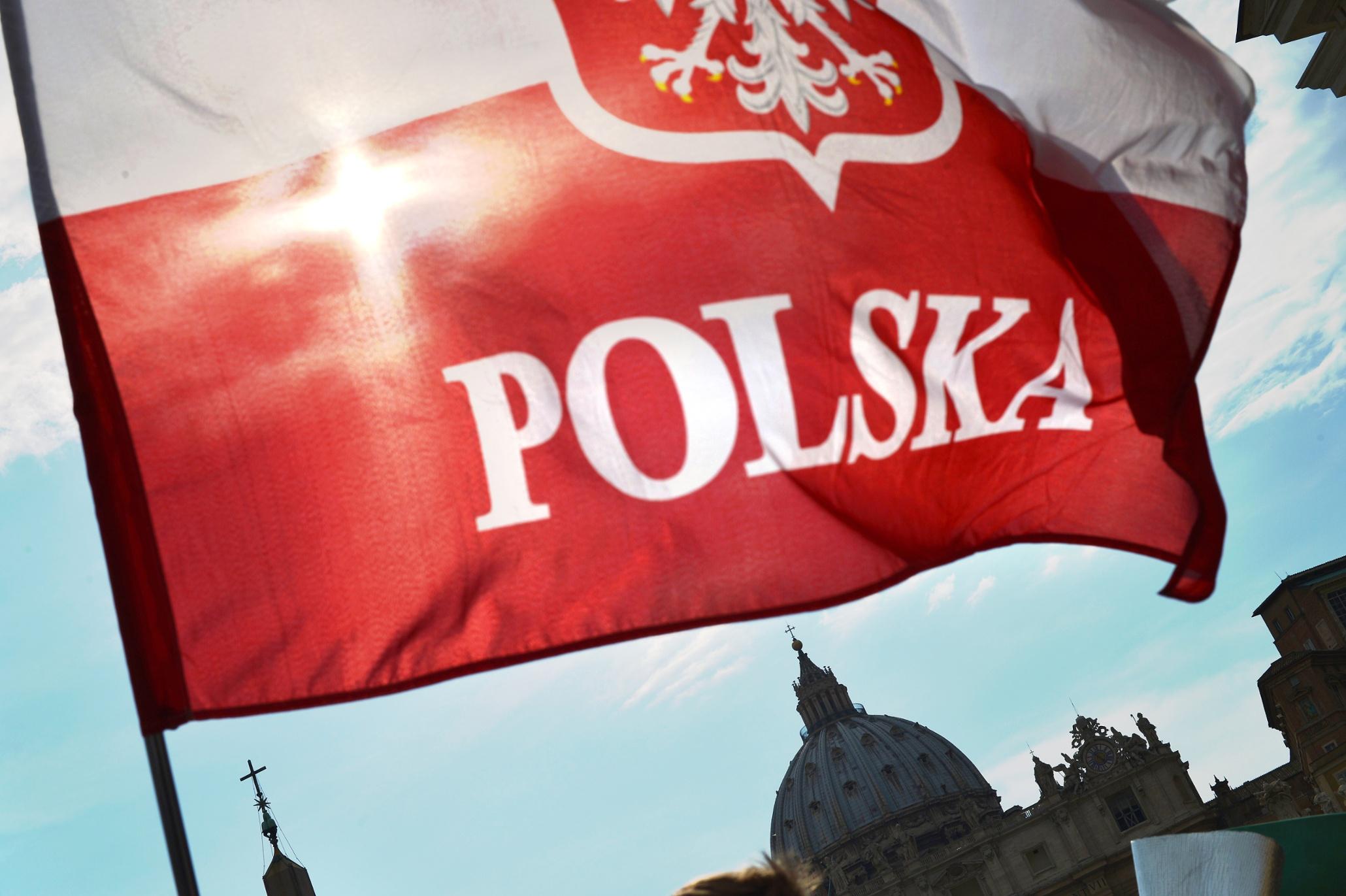 Poland News - Magazine cover