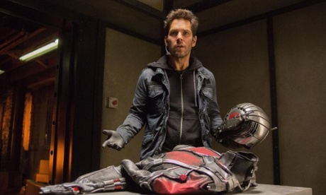 Ant-Man scores smallest Marvel debut US box office since The Incredible Hulk
