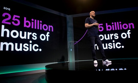 Spotify bites back at Apple Music with weekly 'mixtape' playlist for each user