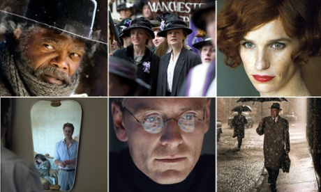 And the Oscar may go to … 40 key movies in contention for 2016 awards