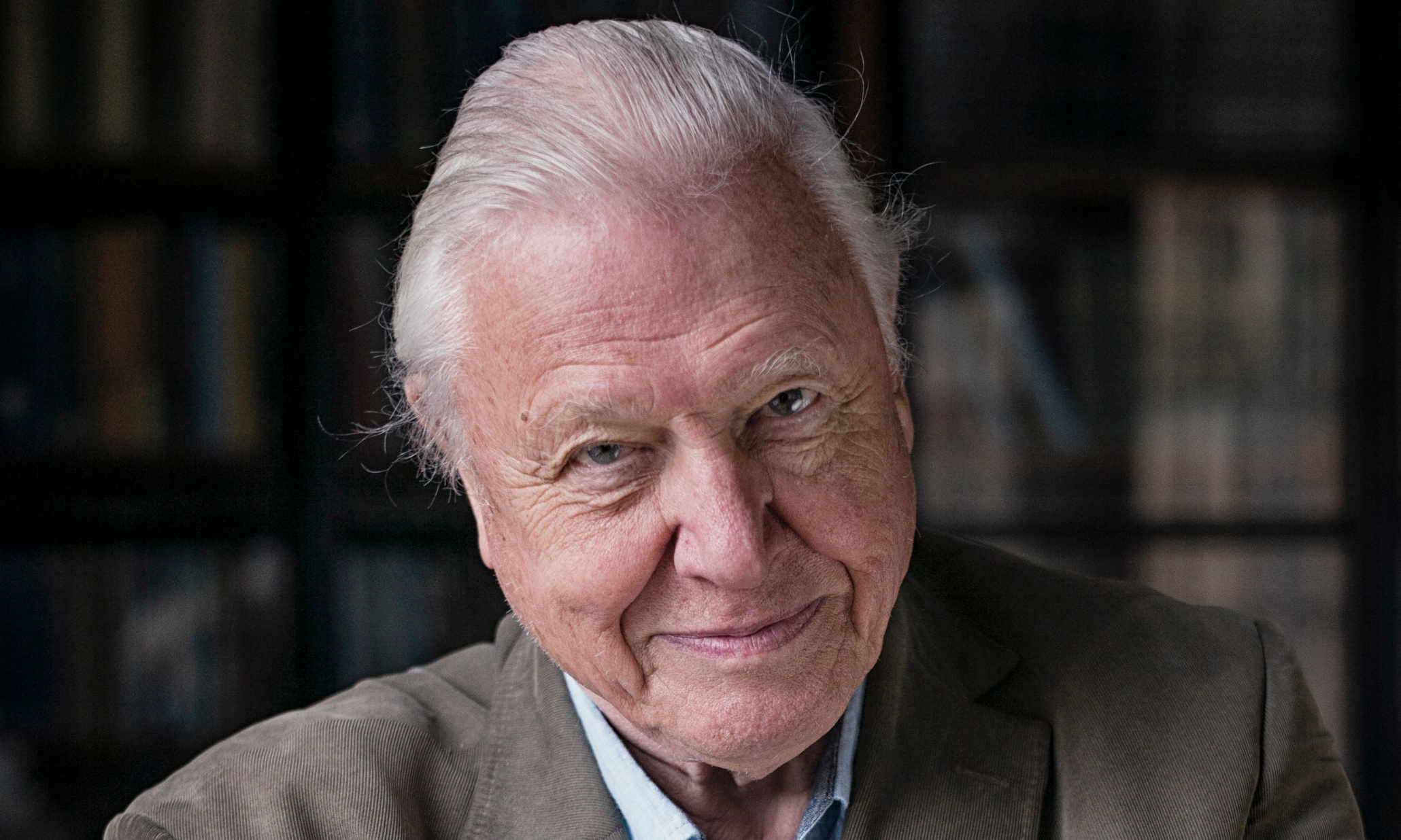 Sir David Attenborough To Narrate Bbc 39 S The Hunt Media