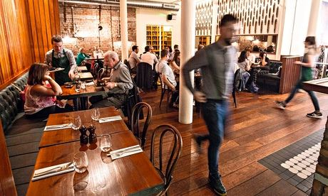 Howard Street, Belfast – restaurant review