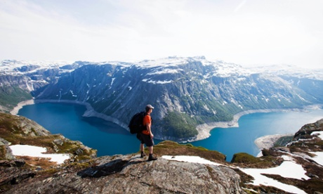Hanging with rock stars: affordable hikes in western Norway