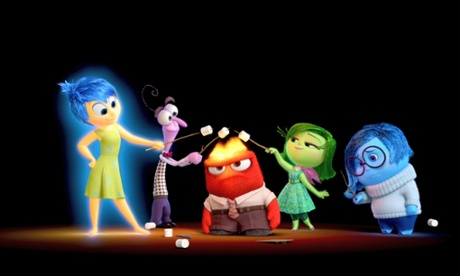 Inside Out: which is the most on-trend emotion?