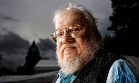 George RR Martin lambasts 'tiresome' Hollywood supervillains