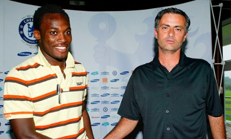 Michael Essien: 'José Mourinho has a big ego but in a good way'