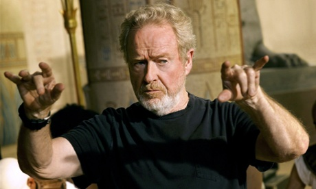 Ridley Scott targets Mexican drug-war thriller The Cartel
