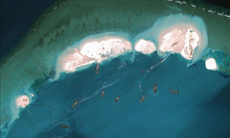 What's behind Beijing's drive to control the South China Sea?